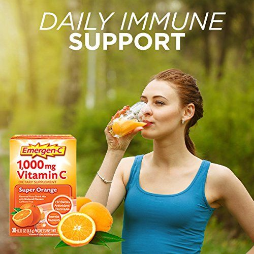 photo Wallpaper of Alacer-Alacer   Emergen C Vitamina C Naranja Super 1000-