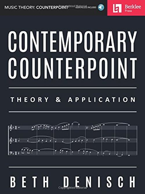 photo Wallpaper of -Contemporary Counterpoint: Theory & Application (Music Theory: Counterpoint)-