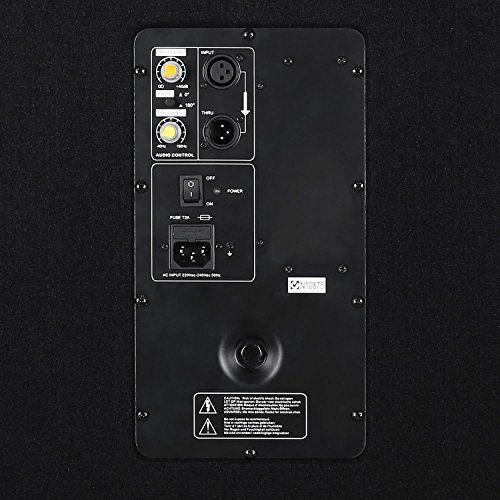 photo Wallpaper of Skytec-Vonyx 46cm Aktiv Disco Subwoofer 1000W Lautsprecher Box-1000W