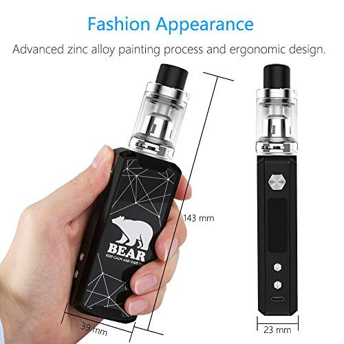 photo Wallpaper of Fredest-Cigarrillo Electronico Mini Mod Box Fredest 7 80W 2500mAh TC 0,2 Ohm-Negro