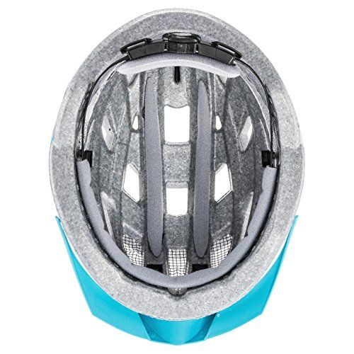 photo Wallpaper of Uvex-Uvex Kinder Fahrradhelm Air Wing-lightblue-silver