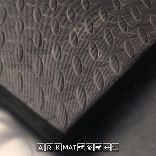 photo Wallpaper of ARKMat-ARKMat Stallmatte, Geeignet Für Pferde, Ponys Oder Vieh, EVA Bodenbelag Oder Wandmatten,-