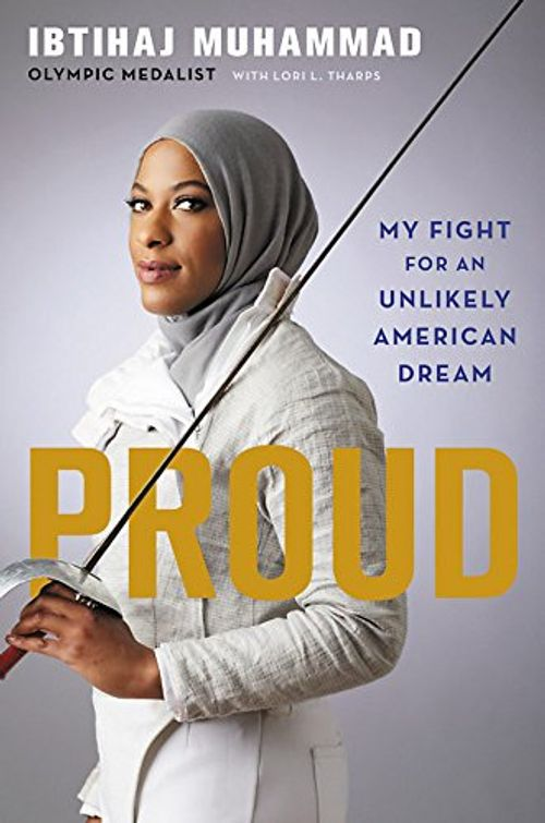 photo Wallpaper of -Proud: My Fight For An Unlikely American Dream-