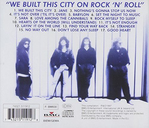 photo Wallpaper of RCA-We Built This City Greatest-