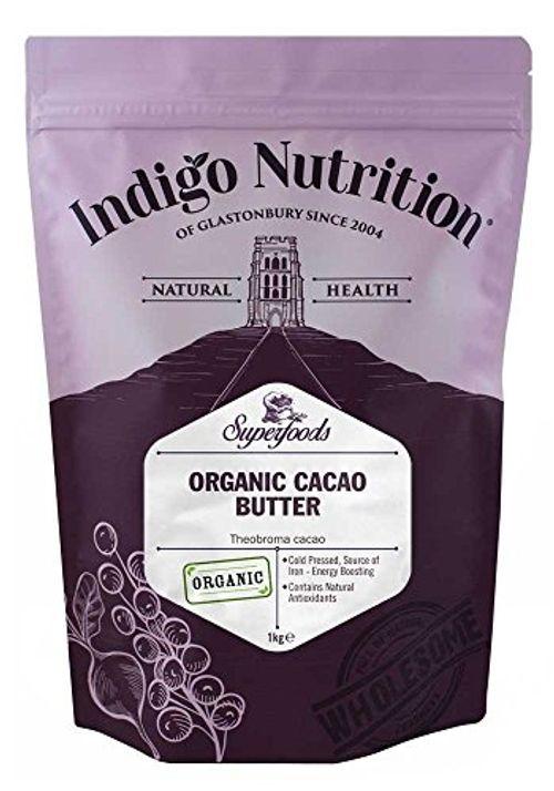 photo Wallpaper of Indigo Herbs of Glastonbury-Manteca De Cacao Orgánico   1 Kg (Orgánico Certificado)-