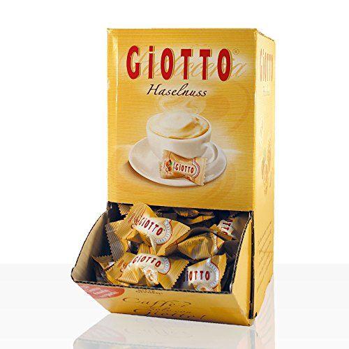 photo Wallpaper of Giotto-Ferrero Giotto Haselnuss Single Pack, 120er Pack (120 X 4,3g)-