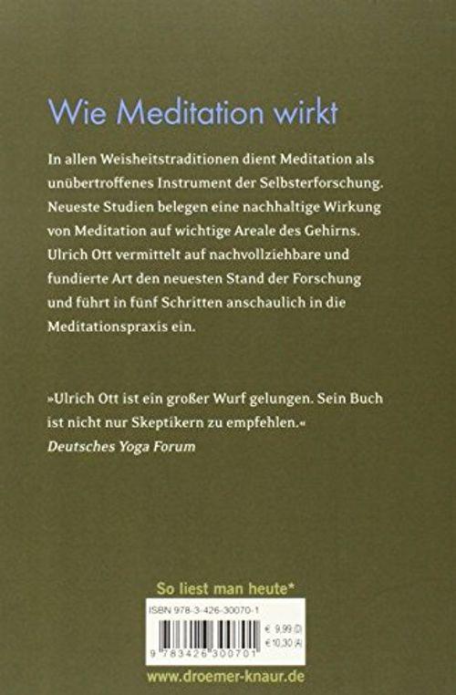 photo Wallpaper of -Meditation Für Skeptiker: Ein Neurowissenschaftler Erklärt Den Weg Zum Selbst-
