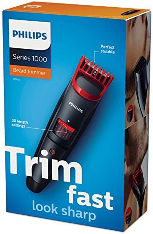 photo Wallpaper of Philips-Philips BT405/16   Barbero Electrico Con Bateria-Negro