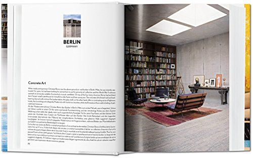 photo Wallpaper of -100 Interiors Around The World (Bibliotheca Universalis)-