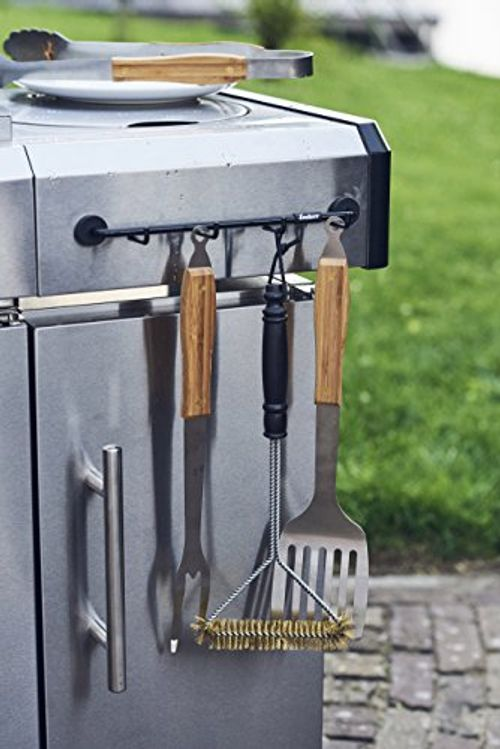 photo Wallpaper of Enders-Enders GRILL MAGS  Halter Für Grill Besteck 7812, Grill-Schwarz