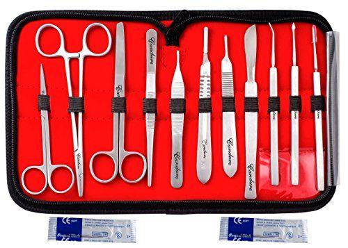 photo Wallpaper of CANDURE-CANDURE®   Kit De Disección   Instrumentos Quirúrgicos De-