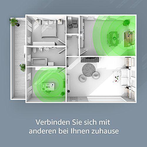 photo Wallpaper of Amazon-Wir Stellen Vor: Echo Plus   Mit Integriertem Smart Home Hub (weiß)-Weiß