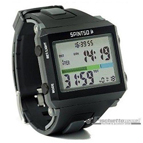 photo Wallpaper of B+D-Spintso Ref Watch Pro Grau Profi Schiedsrichter Armbanduhr-grau