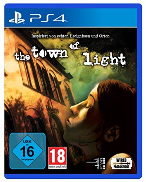 photo Wallpaper of THQ Nordic-The Town Of Light   [PlayStation 4]-Playstation 4
