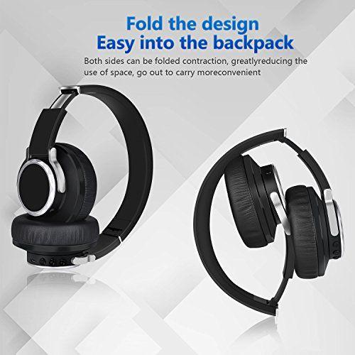 photo Wallpaper of Elekele-Bluetooth Kopfhörer, Elekele® On Ear Kopfhörer Headset, Kabellose Kopfhörer Mit-EBH1001
