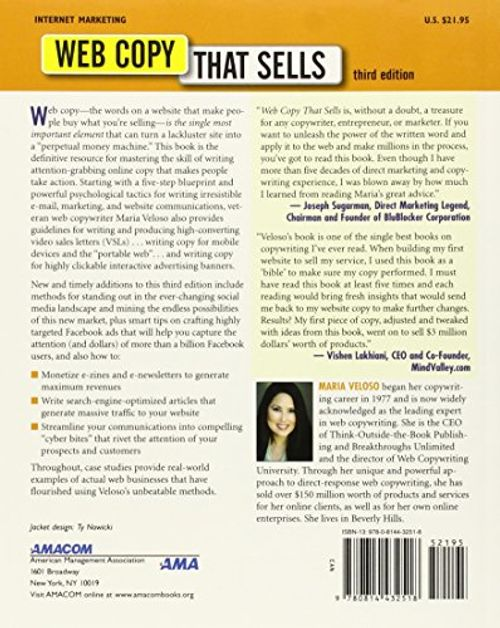 photo Wallpaper of -Web Copy That Sells: The Revolutionary Formula For Creating-