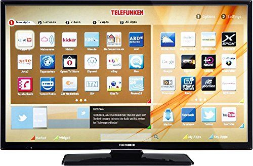 photo Wallpaper of Telefunken-Telefunken LED TV 81 Cm 32 Zoll B32F545A EEK A+ DVB T2,-