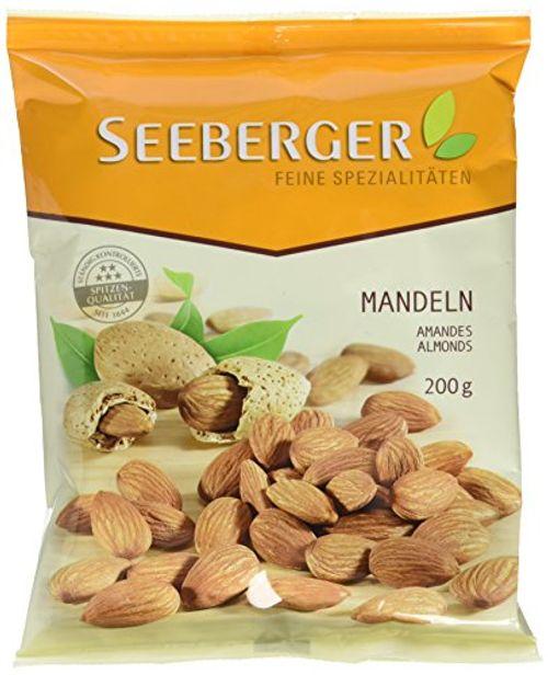 photo Wallpaper of Seeberger-Seeberger Mandeln, 6er Pack (6 X 200 G Beutel)-