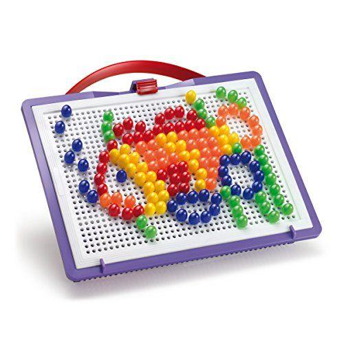 photo Wallpaper of Quercetti-Quercetti 0922   Mosaik Steckspiel FantaColor Portable Small, 150 Stecker 10mm-Bunt