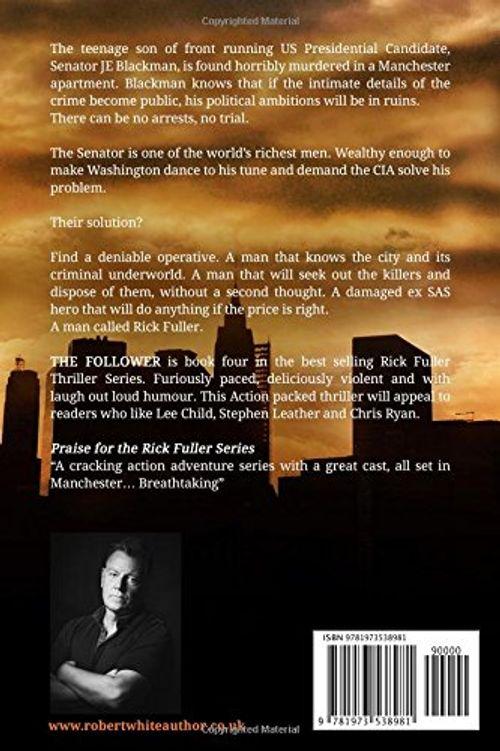 photo Wallpaper of -THE FOLLOWER: SAS Hero Turns Manchester Hitman (A Rick Fuller Thriller, Band-