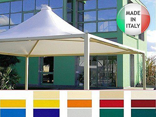 photo Wallpaper of -Pavillon Abdeckung 3x3m STAR PVC 650g RESISTANT 100Km/h Fahrzeugüberdachung Baldachin Marktstand-