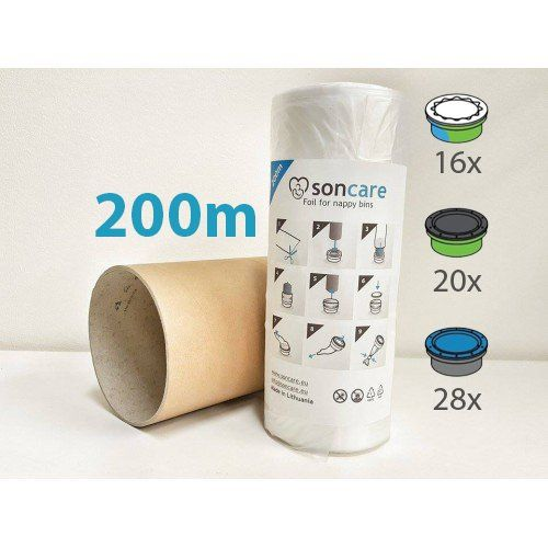 photo Wallpaper of Soncare-Recarga Compatible Sangenic Tommee Tippee Y Sangenic Para Pañales   Equivalente 28-