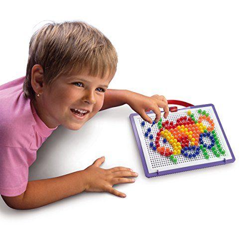photo Wallpaper of Quercetti-Quercetti 0922   Mosaik Steckspiel FantaColor Portable Small, 150 Stecker-Bunt