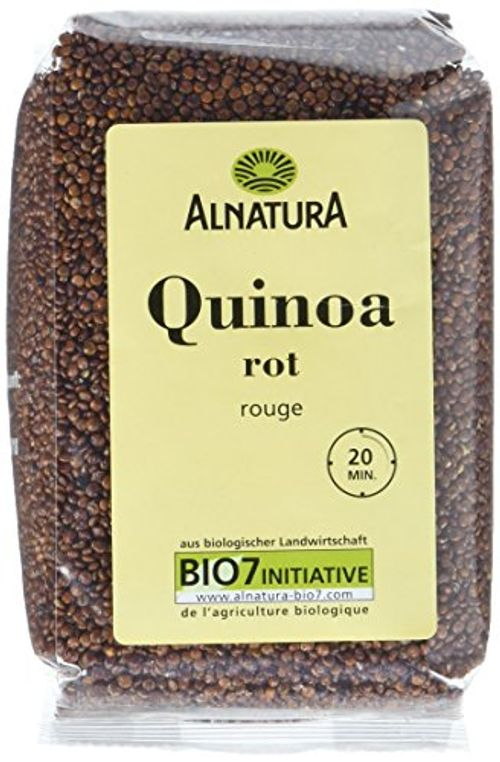 photo Wallpaper of Alnatura-Alnatura Bio Quinoa Rot, 250 G-