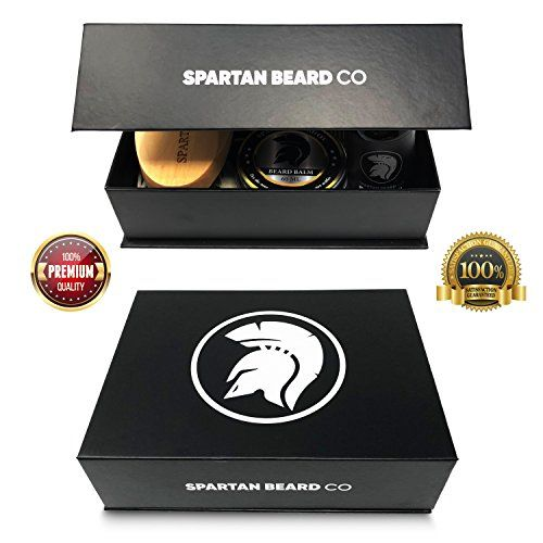 photo Wallpaper of Spartan Beard Co-Spartan Beard Co | Kit De Limpieza Y Recorte Para Barba |-