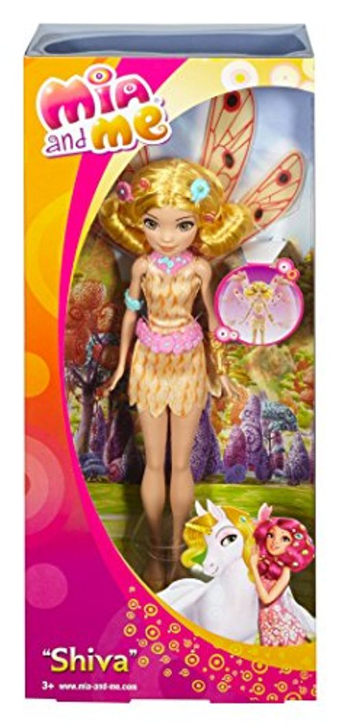 photo Wallpaper of Mattel-Mattel Mia And Me DMT06   Shiva Puppe-
