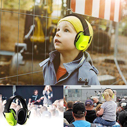 photo Wallpaper of Mpow-Mpow Gehörschutz Für Kinder, Kinder Gehörschutz, Lärmschutz Kopfhörer, Kopfhörer Kinder Für Konzert Oder Feuerwerk,-Grün