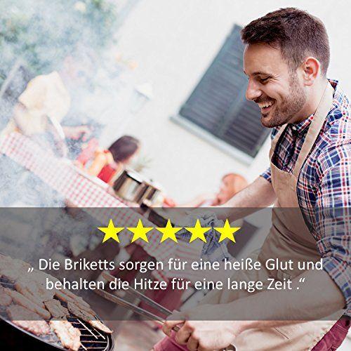 photo Wallpaper of Grill Republic-Grill Republic Premium Grill Holzkohle Briketts Mit Heißer Glut Und Langer Brenndauer |-