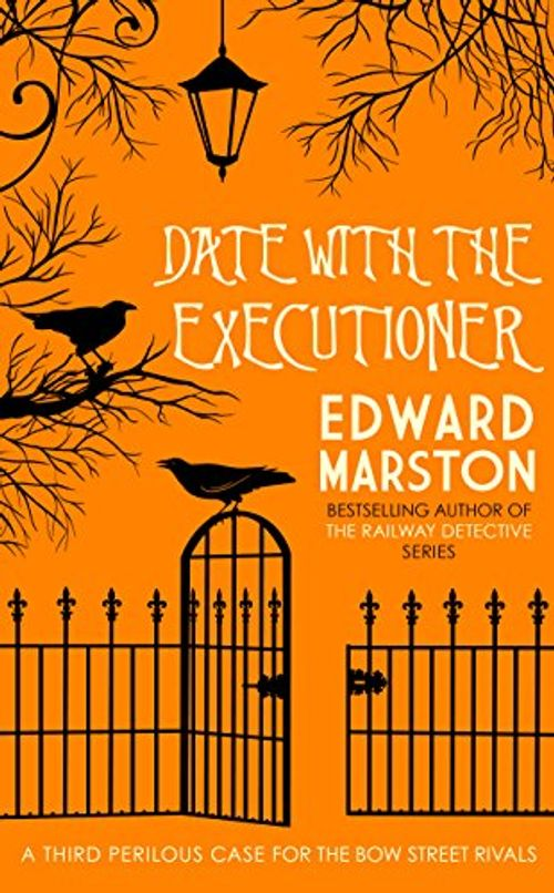 photo Wallpaper of -Date With The Executioner (Bow Street Rivals, Band 3)-
