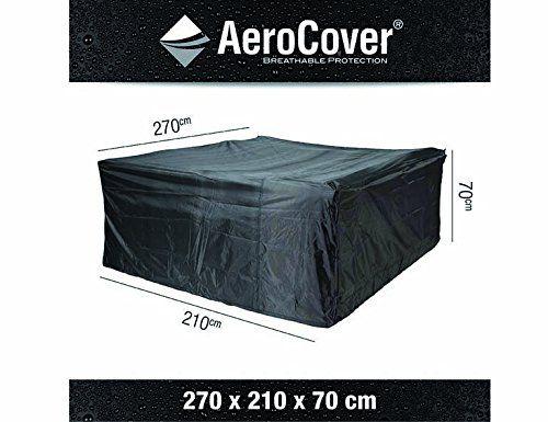 photo Wallpaper of AeroCover-Atmungsaktive, Frostbeständige Und Wasserdichte AeroCover Schutzhülle In Anthrazit Für Lounge Möbel,-