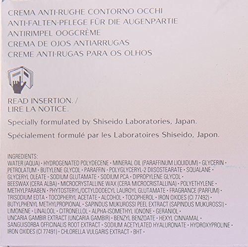 photo Wallpaper of Shiseido-Shiseido Benefiance Wrinkle Resist 24   Intensive Eye Contour Cream, Feme/woman,-Único