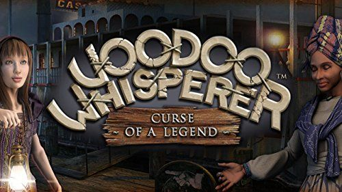 photo Wallpaper of Gogii Games-Voodoo Whisperer: A Hidden Object Adventure-