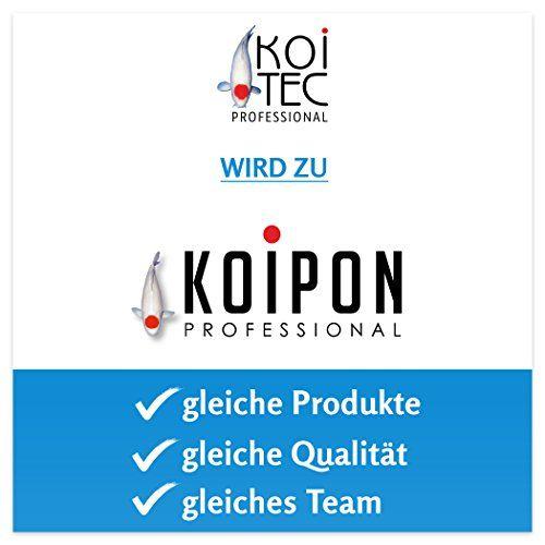 photo Wallpaper of KOIPON-Teichklar (1 L) Für Kristallklares Wasser Gegen Schwebealgen Im Trüben Grünen Teich-