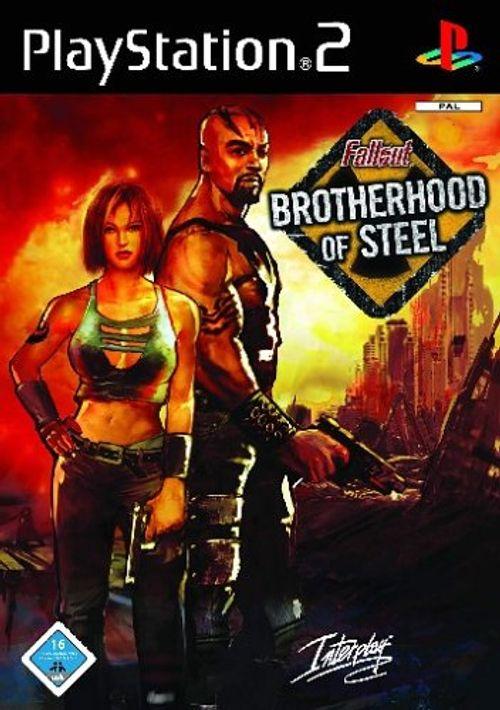 photo Wallpaper of Interplay-Fallout: Brotherhood Of Steel-