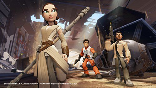 photo Wallpaper of Disney-Disney Infinity 3.0: Playset   Das Erwachen Der Macht-