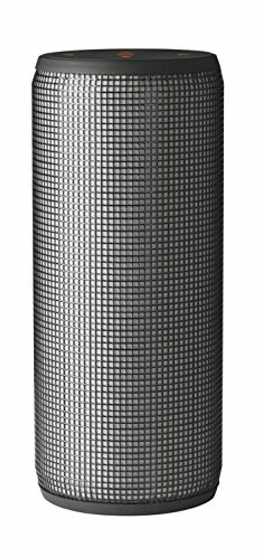 photo Wallpaper of Trust Urban-Trust Urban Dixxo Beleuchteter Bluetooth Lautsprecher (360° LED Lichtshow, Kabellos, Bluetooth, 3,5-schwarz
