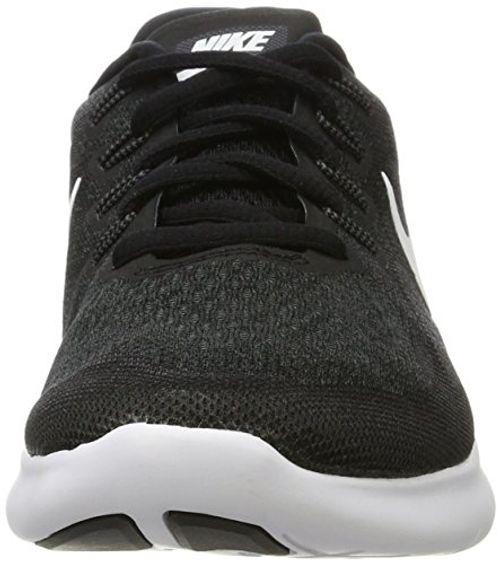 photo Wallpaper of Nike-Nike Herren Free RN 2017 Joggingschuhe, Schwarz (Black/White Dark Grey Anthracite), 43 EU-Schwarz (Black/White-dark Grey-anthracite)