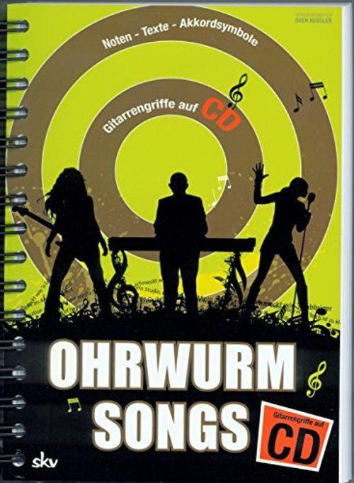 photo Wallpaper of SKV-OHRWURM SONGS Mit Gitarrengriffe Auf CD   Noten Liederbuch [Musiknoten]-