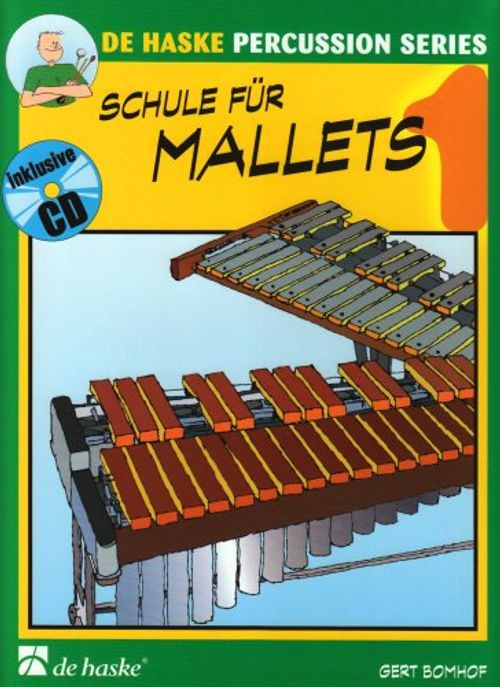 photo Wallpaper of De Haske (Deutschland)-Schule Für Mallets, M. Audio CD-