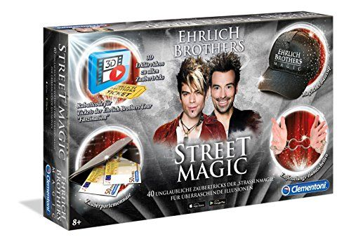 photo Wallpaper of Clementoni-Clementoni 59049.0   Street Magic-Bunt
