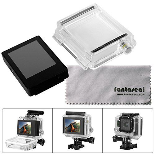 photo Wallpaper of fantaseal-Fantaseal® HD LCD Screen Für GoPro LCD Bacpac GoPro Display GoPro LCD-Hero3 Screen+Hintertür