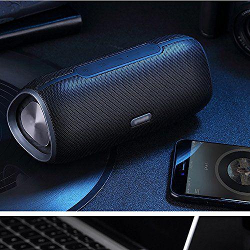 photo Wallpaper of Bluetooth Speaker-Bluetooth Lautsprecher, Tragbares Wasserdichtes, Ausgezeichnete Tonqualität, Schönes Aussehen, Stereo, Einfach Zu-