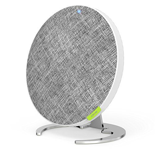 photo Wallpaper of iclever-Bluetooth Lautsprecher, IClever Stereo Kabelloser Lautsprecher Mit Sattem Bass, 2 X-White