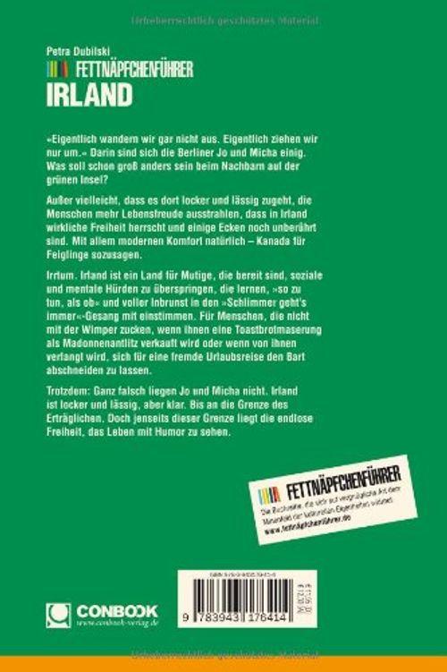 photo Wallpaper of -Fettnäpfchenführer Irland: Alles Im Grünen Bereich-