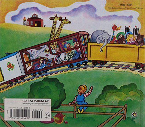 photo Wallpaper of -The Little Engine That Could: The Complete, Original Edition-Multicolor