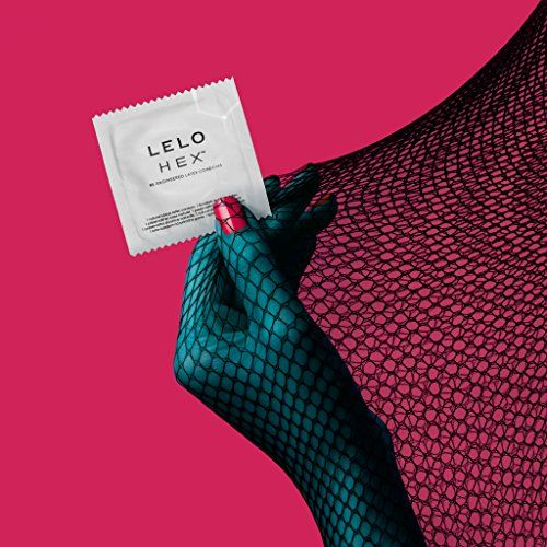 photo Wallpaper of Lelo-Lelo Hex Condones Con Estructura Hexagonal Única   Pacquete De 3-